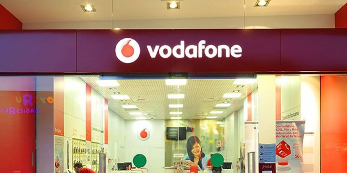 Vodafone presenta su red LTE en España