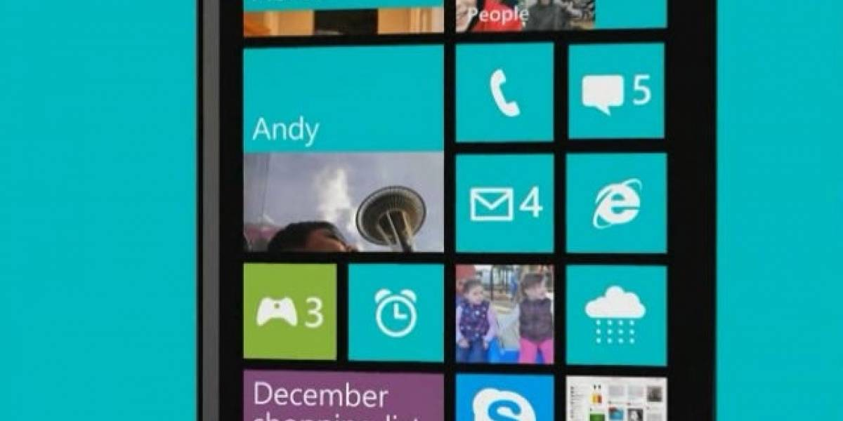 Samsung estaría pronto a lanzar un smartphone con Windows Phone y pantalla Full HD