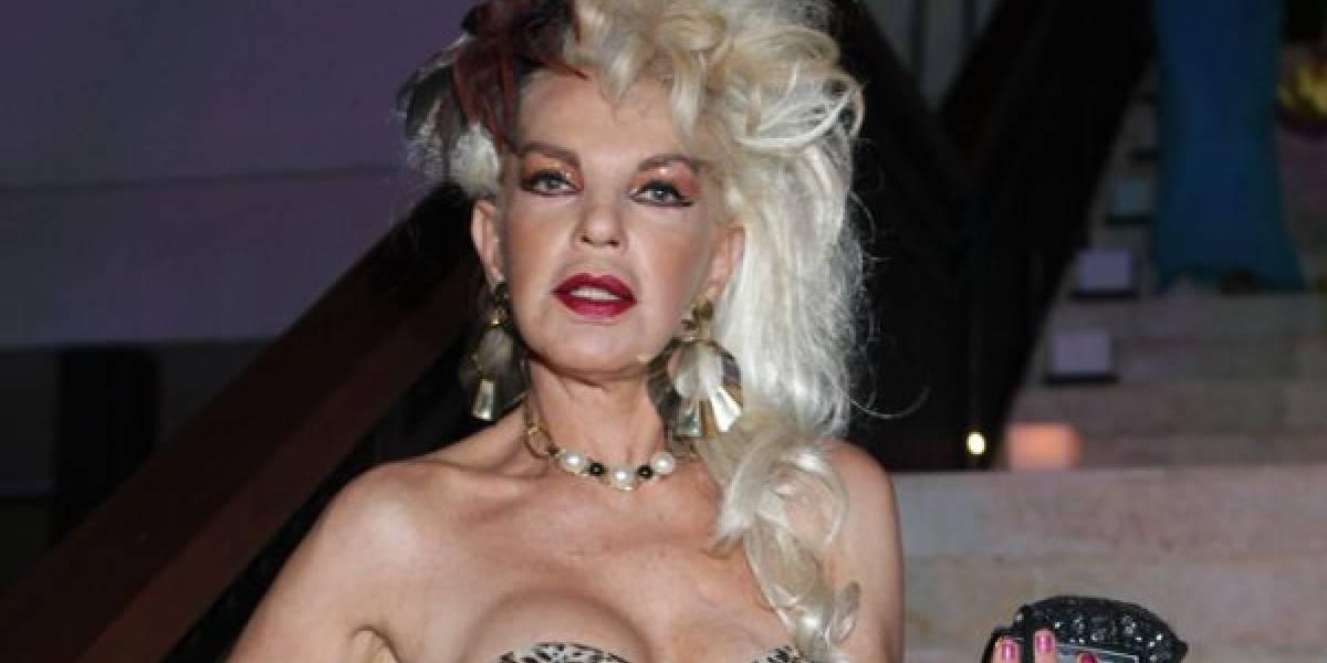 Wanda Seux sufre infarto cerebral