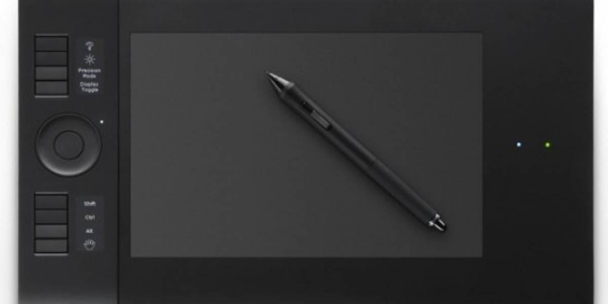 Intuos 4 Wireless: Wacom corta los cables de su Tableta gráfica Intuos 4