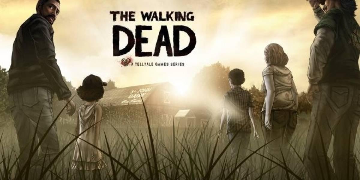 El final de Walking Dead: The Game ya tiene fecha de lanzamiento