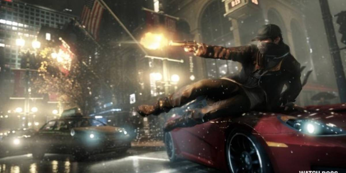Watch Dogs se lanzará en el 2013