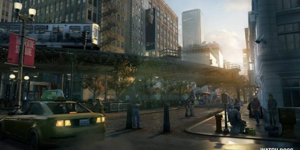 Ubisoft lanza una nueva imagen de Watch Dogs