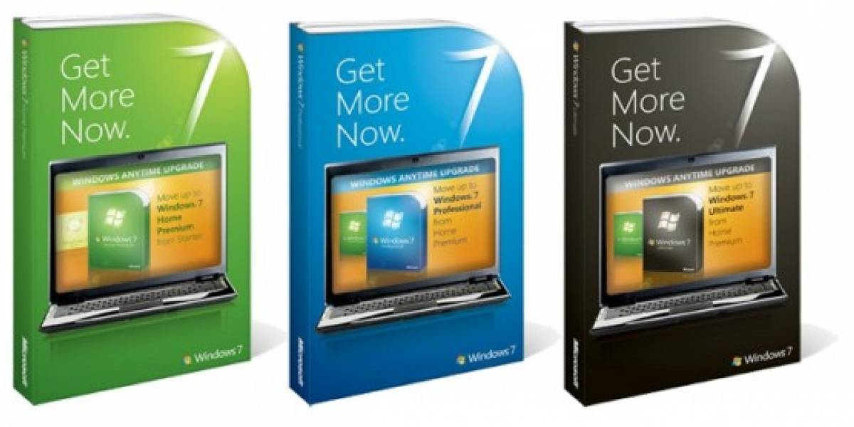 Ventas de Windows 7 duplican a Vista