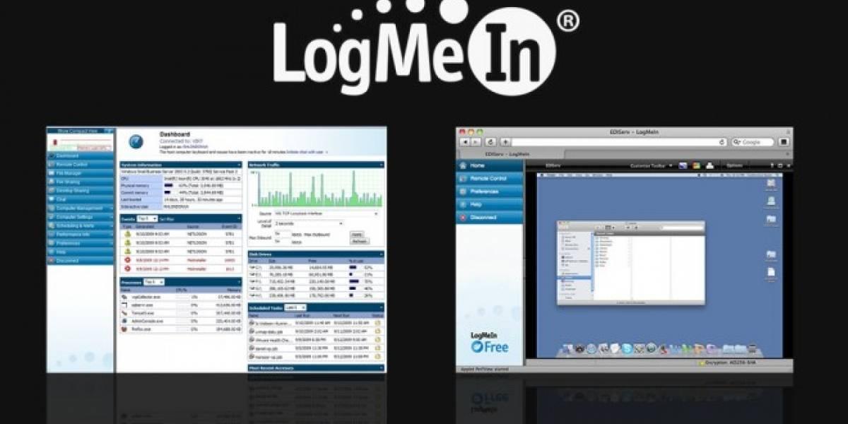LogMeIn deja de ser gratuito