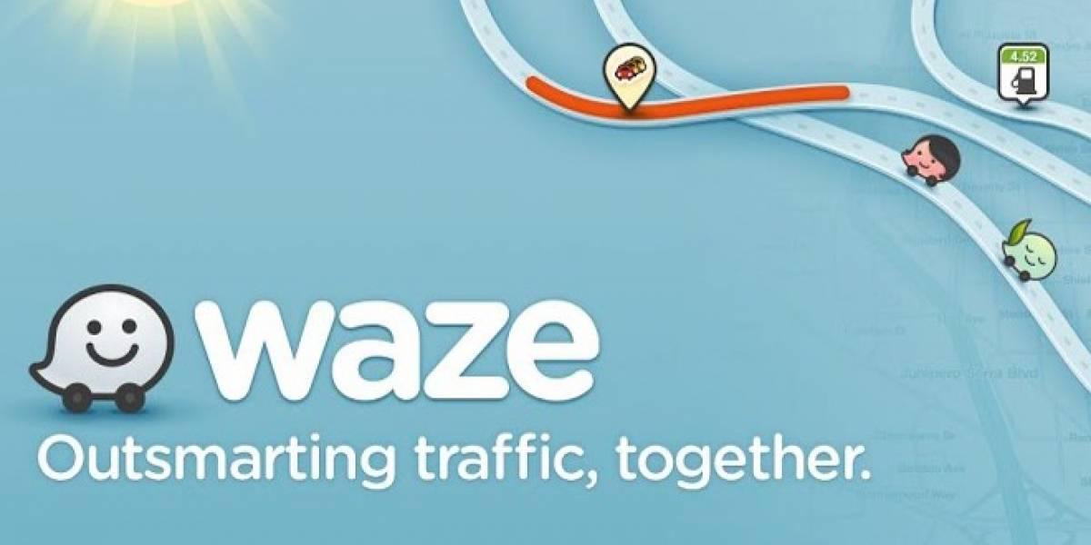 Waze se actualiza a la versión 3.7 con navegación directa a los eventos de Facebook