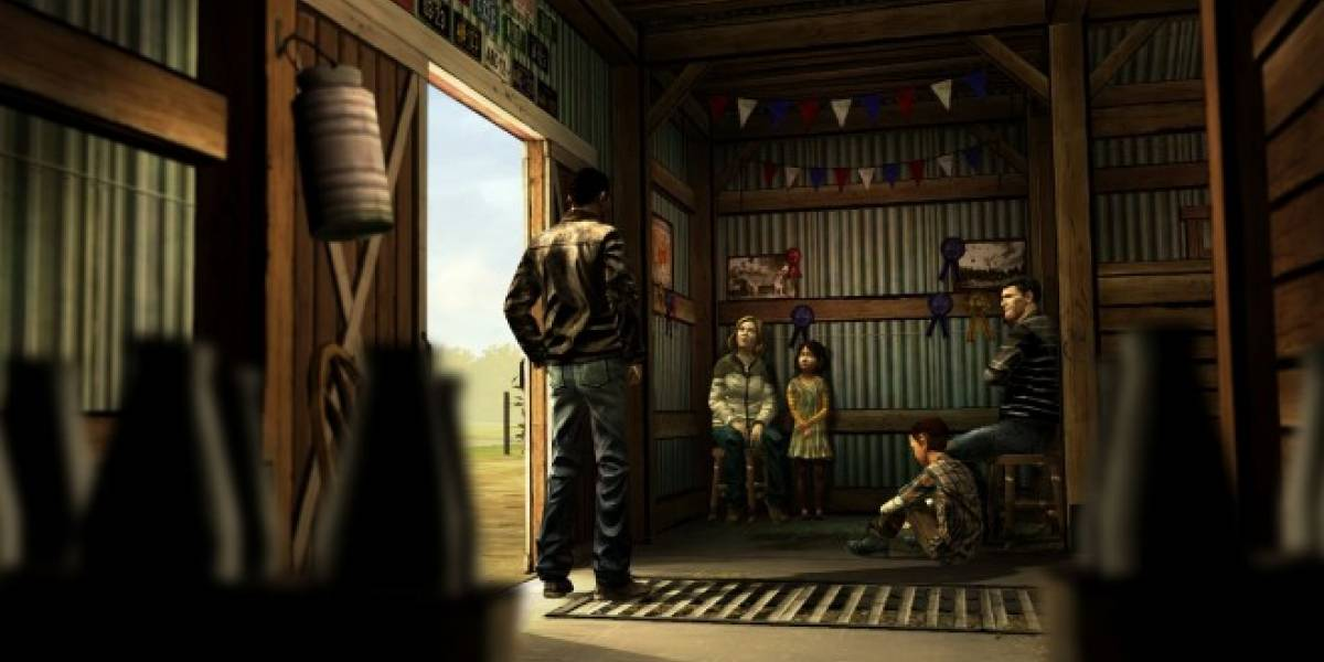Las partidas de The Walking Dead podrían utilizarse en la segunda temporada
