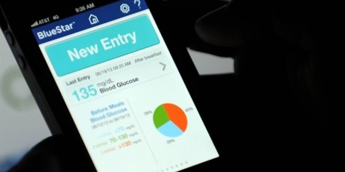 BlueStar, la primera aplicación que requiere prescripción médica
