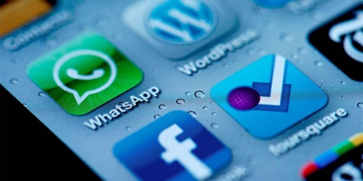Actualización de Whatsapp en iOS ahora te permite guardar las conversaciones en iCloud