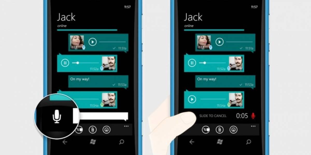 WhatsApp mejora los mensajes de voz