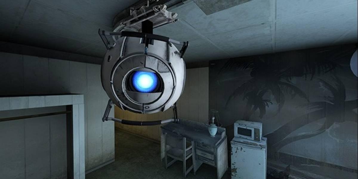 La NASA envía referencia de Portal 2 al espacio