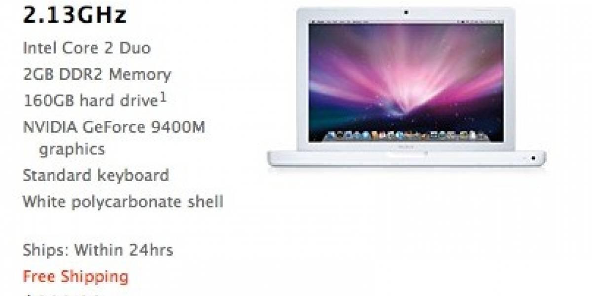 Apple actualiza la MacBook sin hacer ruido