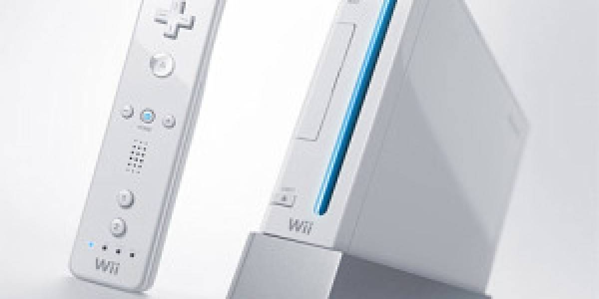 Nintendo rebaja el precio de la Wii