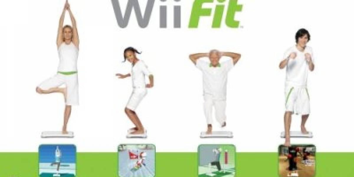 La Wii Fit Plus llega a la escuela