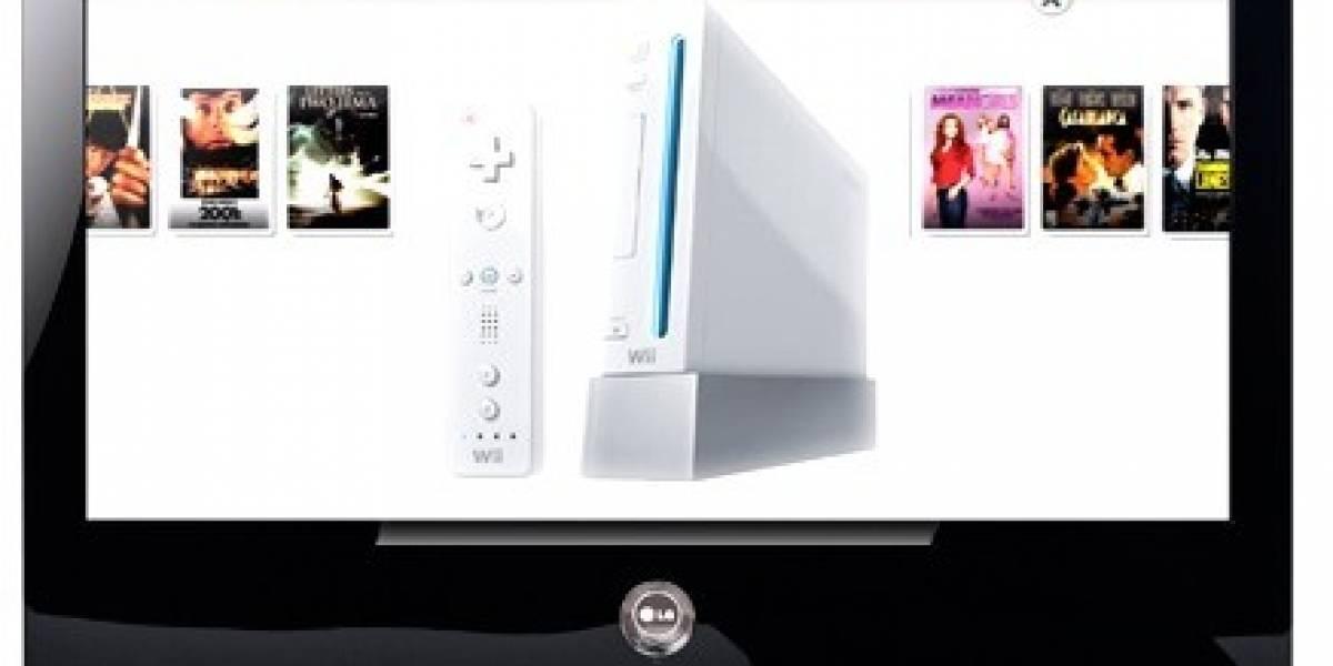 Netflix haría streaming hacia Nintendo Wii