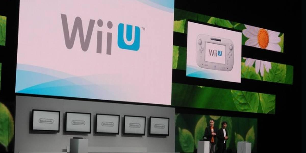 E3 2012: Estas son las características adicionales que trae la Wii U