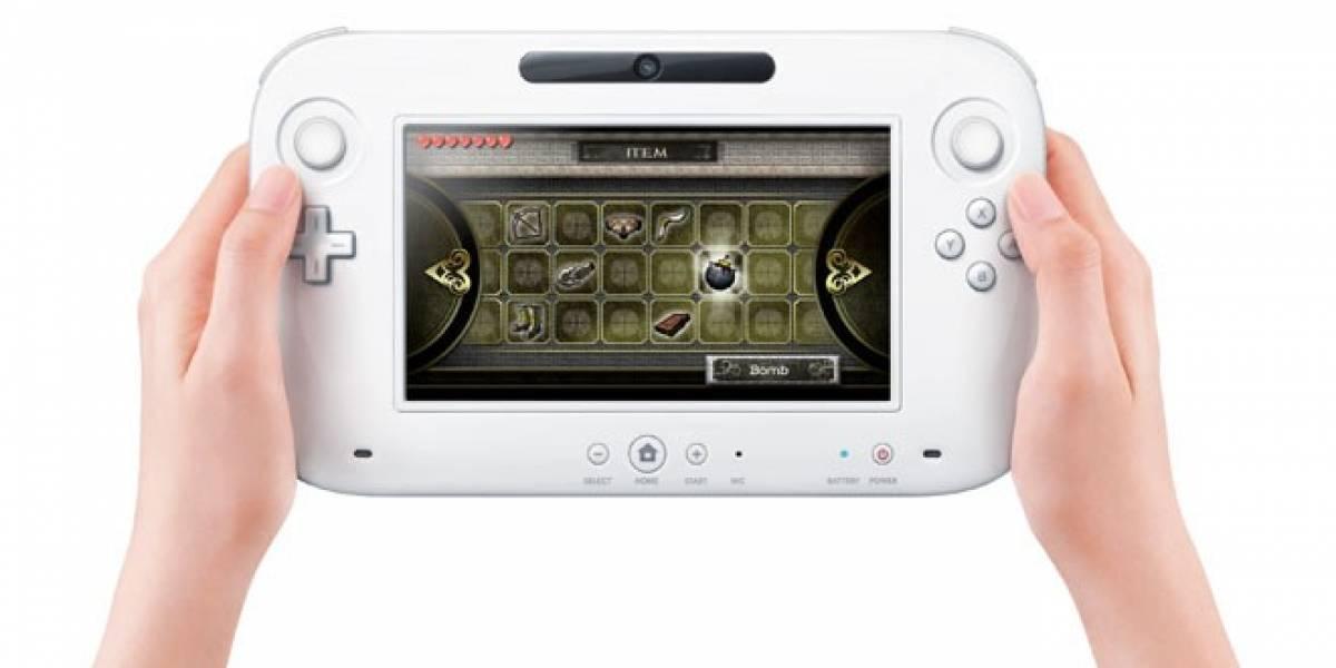 Así se ven los juegos de lanzamiento para Wii U
