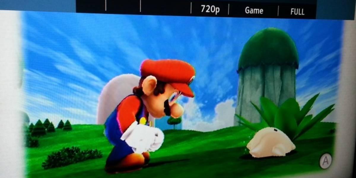 Juegos de Wii en Wii U se verían un poco mejor