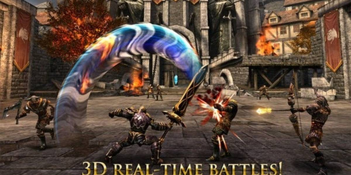 Wild Blood de Gameloft ya está disponible en la App Store