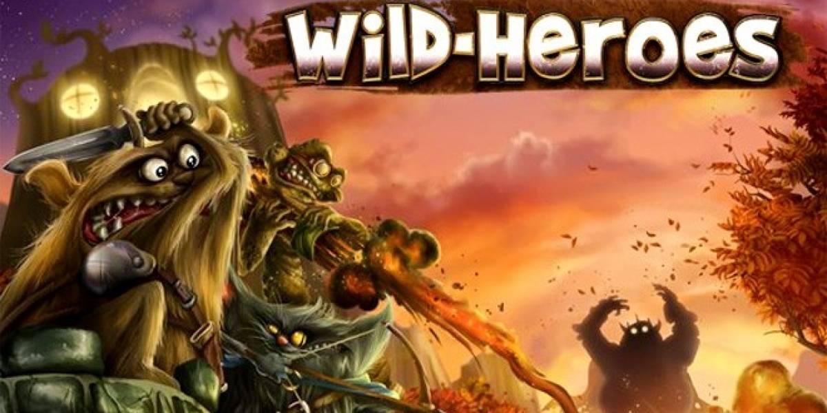 Estudios chilenos lanzan Wild Heroes para móviles