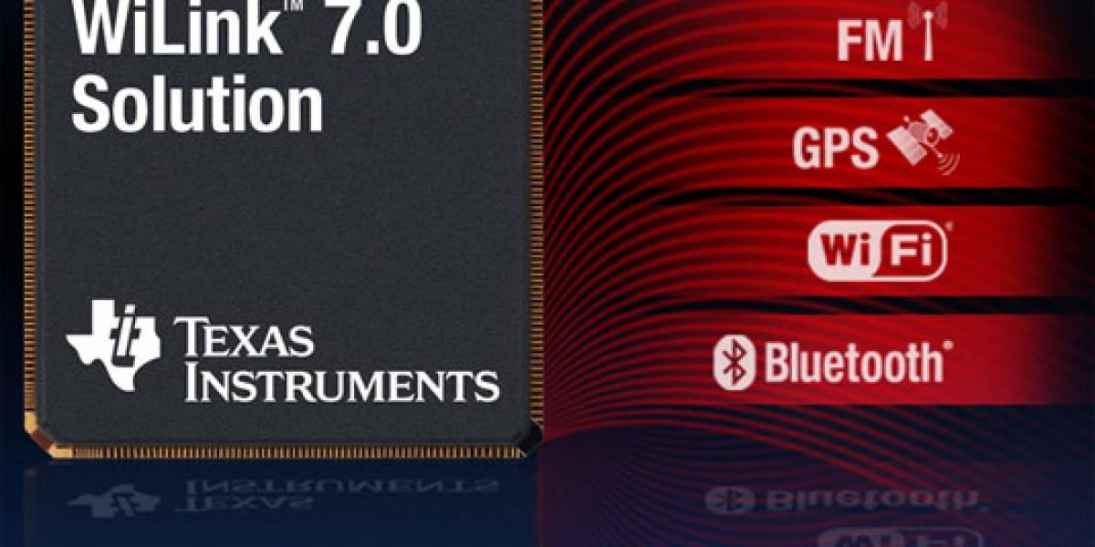 WiLink 7.0: Wi-Fi, GPS, FM y Bluetooth en un solo chip