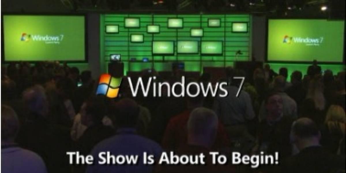 En Vivo: Steve Ballmer presenta Windows 7 en Nueva York