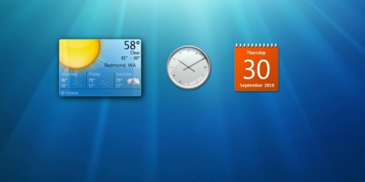 Dos días para Windows 7: las novedades que vienen
