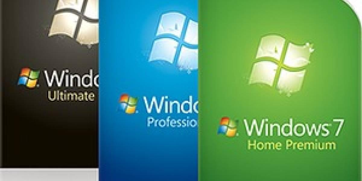 Europa: Gran éxito durante pre-venta de Windows 7