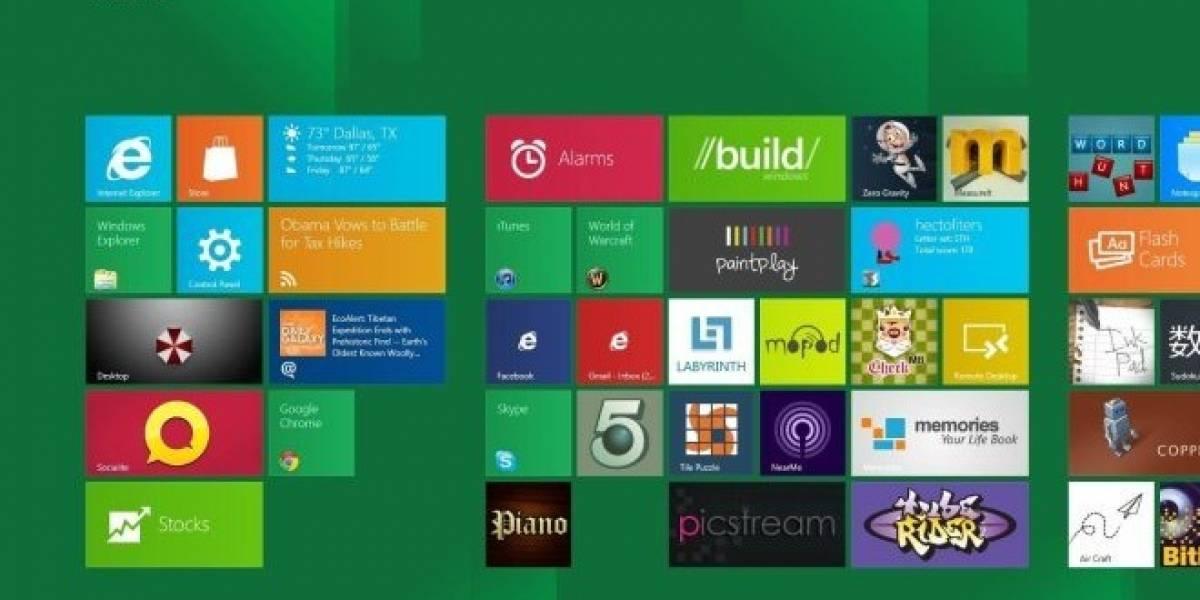 Windows 8 podrá acceder a juegos en la nube