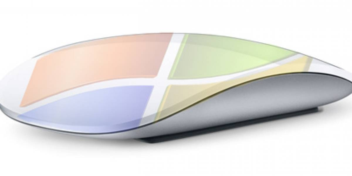 Magic Mouse para de Apple ya es compatible con Windows