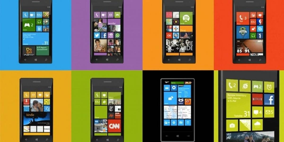 Foursquare y YouTube se renuevan para Windows Phone
