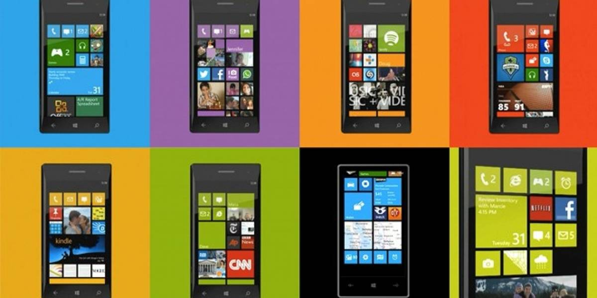 Windows Phone soportará 1080p durante 2013