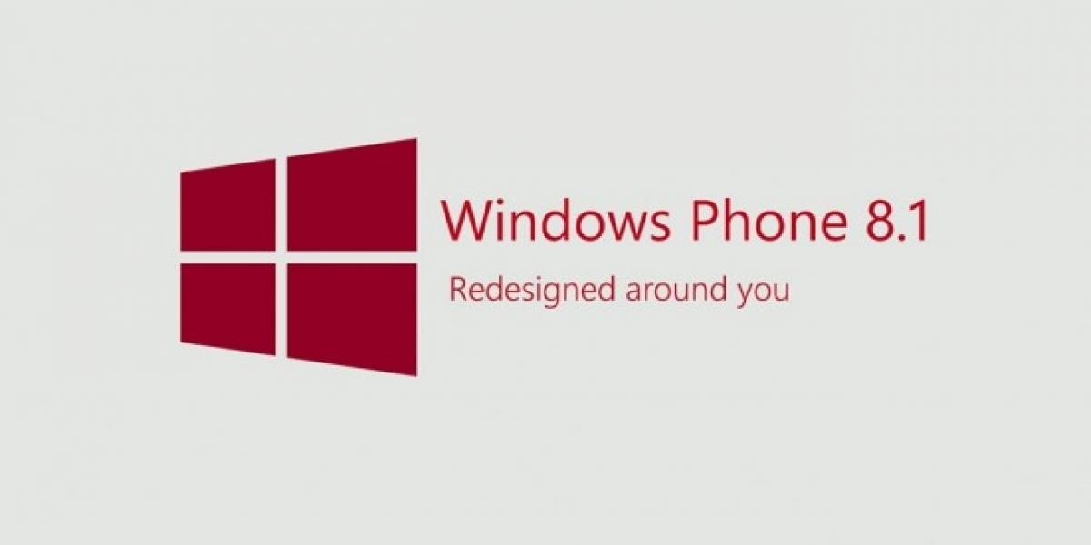 Windows Phone 8.1 podría soportar pantallas de hasta 10 pulgadas