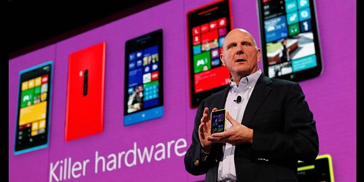 Las ventas de Windows Phone fueron 5 veces superiores a las del 2011 en Navidad