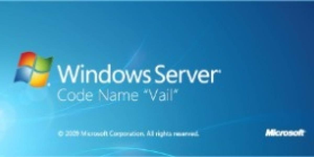 Próximo Windows Home Server filtrado en redes P2P