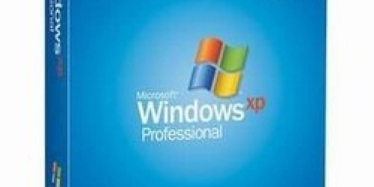 Los juegos Olímpicos corren en Windows… XP