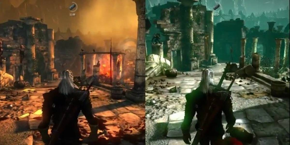 El poder de las decisiones en The Witcher 2: Enhanced Edition