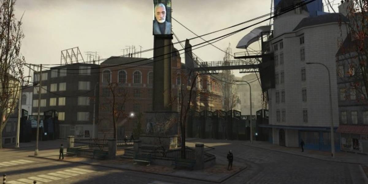 La razón porqué el artista detrás de Half-Life 2 dejó Valve