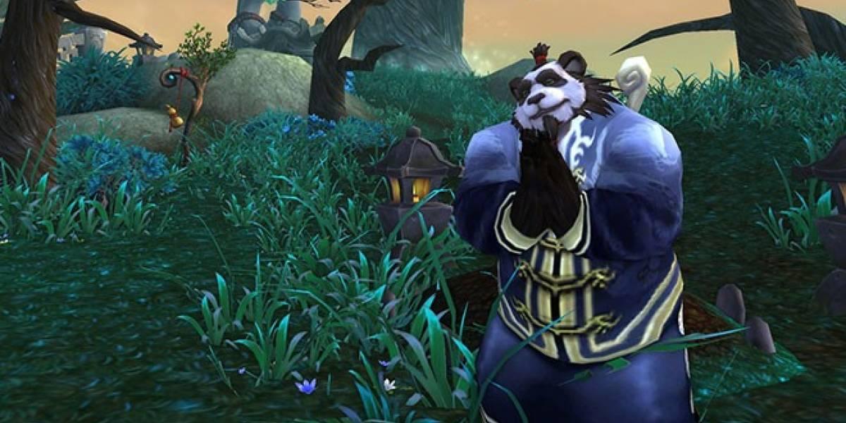 Gamescom 2012: Blizzard revela la intro de World of Warcraft: Mists of Pandaria