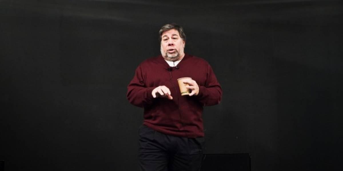 Wozniak: Apple debería hacer un smartphone con Android
