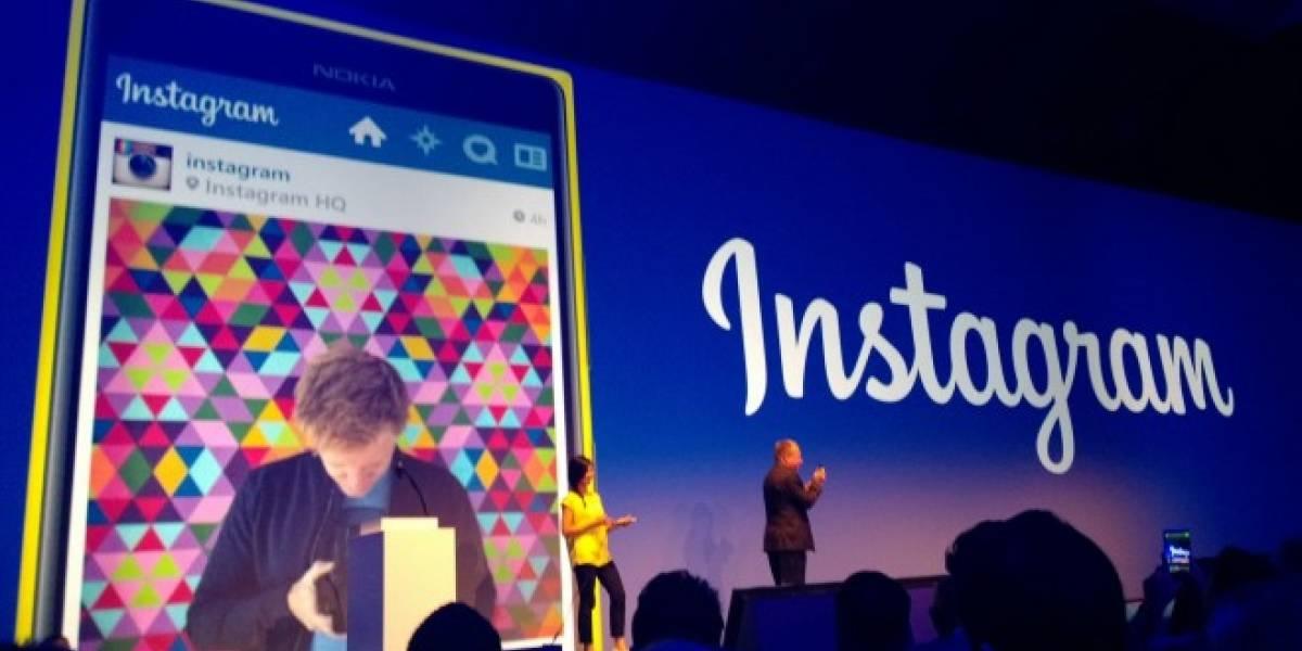 Instagram podría llegar en cualquier momento a Windows Phone