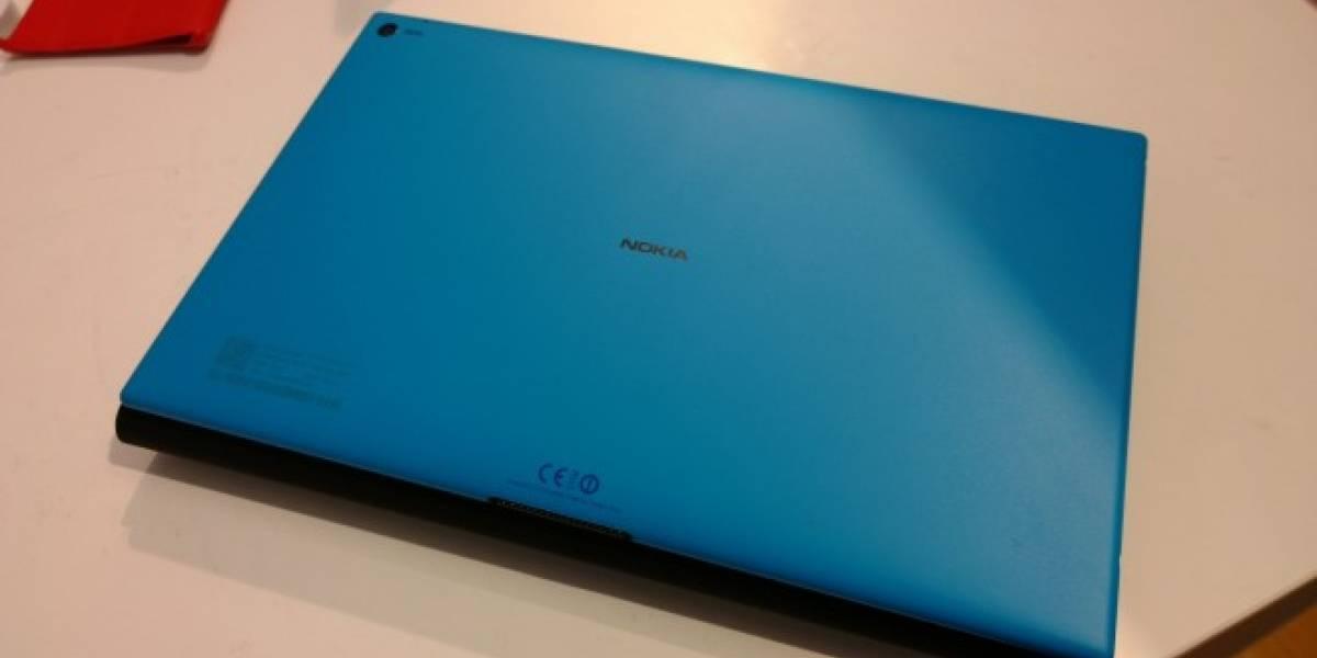 Nokia podría lanzar un nuevo tablet con pantalla más pequeña
