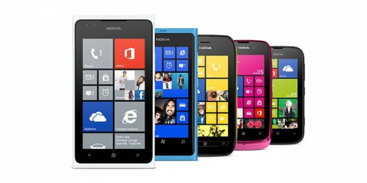 Nokia no tiene planes de actualizar sus modelos con Windows Phone 7.8