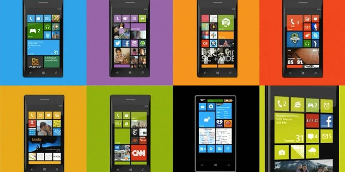 Las ventas de Windows Phone superan las del iPhone en siete mercados