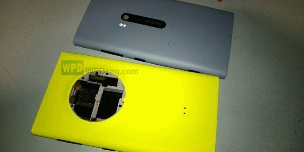 Lumia 1020, el posible nombre real del Nokia EOS