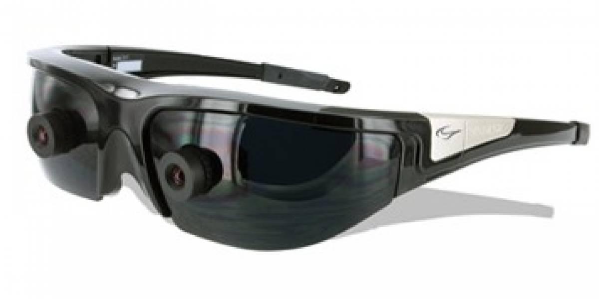 CES10: Wrap 920AR, gafas de realidad aumentada Vuzix