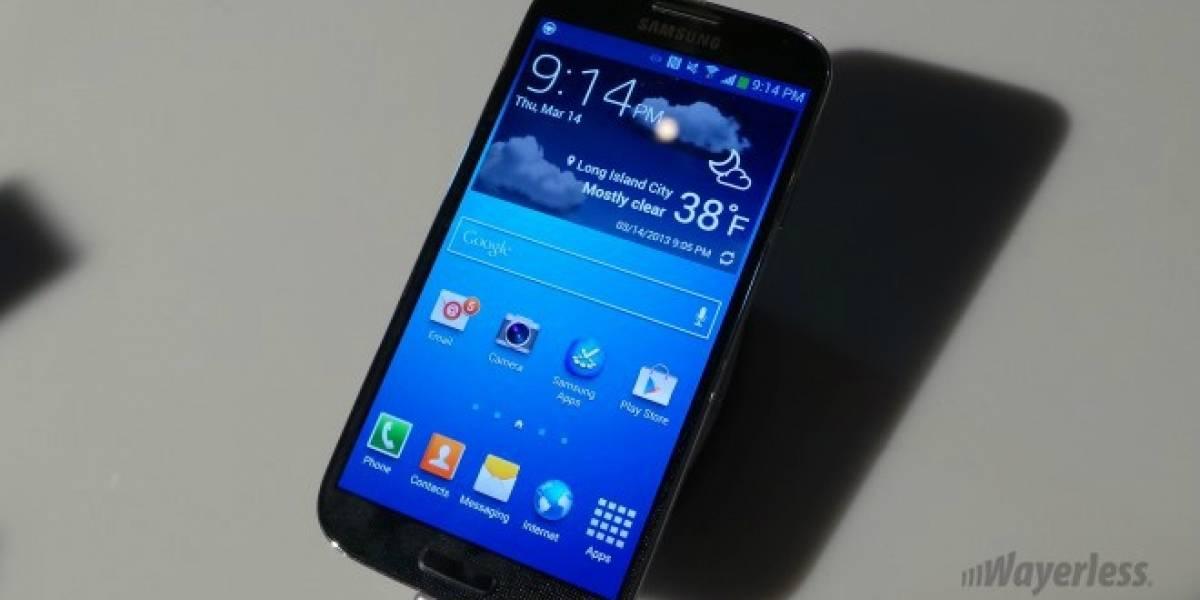 Samsung no pondrá radio FM en el Galaxy S4