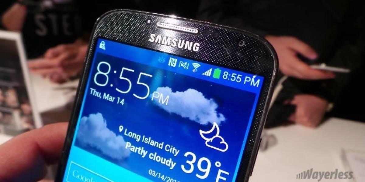 Samsung estaría corrigiendo a la baja su proyección de venta del Galaxy S4