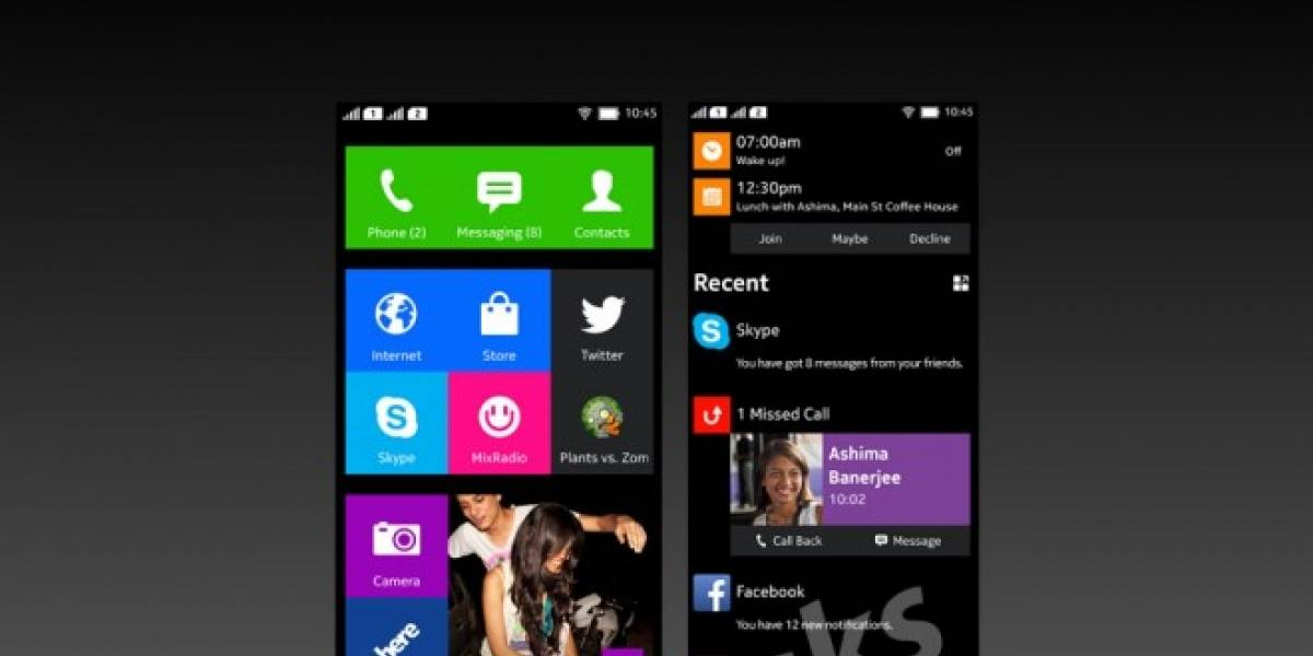 Nuevas capturas siembran incertidumbre sobre el sistema operativo que corre Nokia Normandy