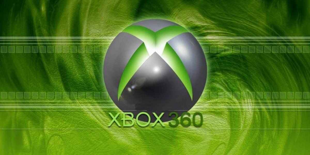 Nueva actualización disponible para la Xbox 360